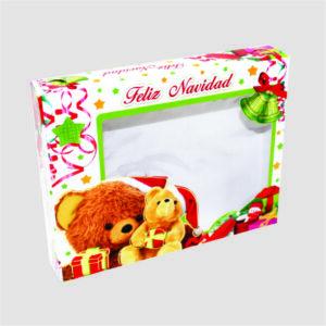 Caja 12 Chocotejas Navideña