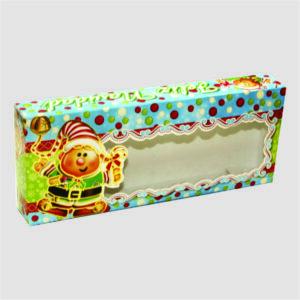 Caja 6 Chocotejas Navideña