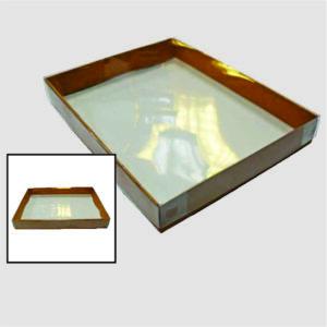 Caja Pergamino Grande con Doblez Tapa Mica