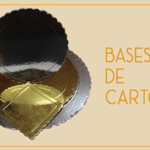 Bases de Carton para Tortas en Lima