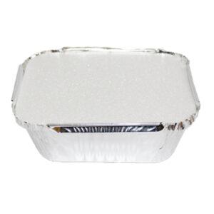 Aluminio 1 kg con tapa de Tecnopor