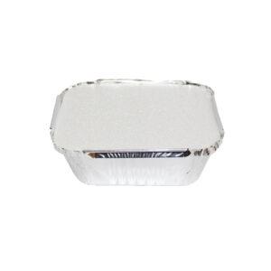 Aluminio 1/2 kg con tapa de Tecnopor