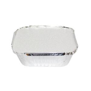Aluminio 3/4 kg con tapa de Tecnopor