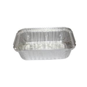 Aluminio de 500 Gr con Tapa plástica