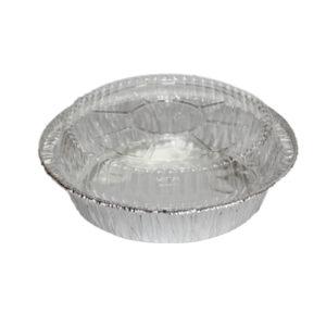 Aluminio 10″ con Tapa Plástica