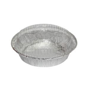 Aluminio 9″ con Tapa Plástica