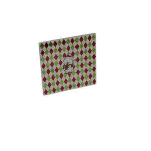 Platina 10 x 10 Navideña Mod. 4