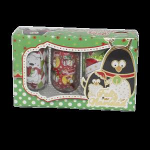 Caja 3 Chocotejas Mod 5